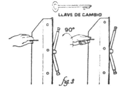 Llaves desbloqueo arcas soler