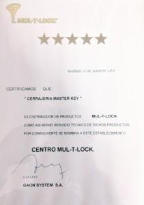 Centro MULTLOCK