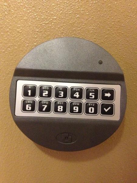 """teclado digital """"pulse"""""""