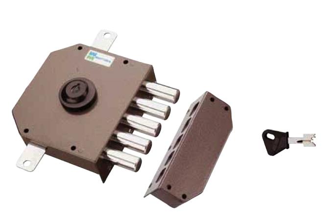 Cerradura invisible de alta seguridad cerraduras share for Cerraduras de seguridad invisibles