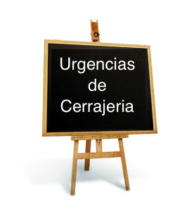 Urgencias cerrajería
