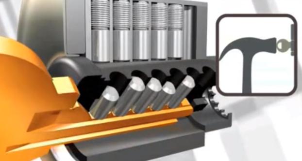 Bumping servicio de reparaciones master key for Cerraduras tesa anti bumping